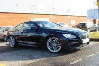 USED 2013 BMW 6 SERIES 3.0 640D M SPORT 2d AUTO 309 BHP