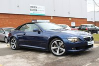 USED 2010 BMW 6 SERIES 3.0 635D SPORT 2d AUTO 282 BHP