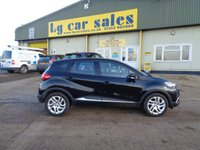 USED 2014 14 RENAULT CAPTUR 0.9 DYNAMIQUE MEDIANAV ENERGY TCE S/S 5d 90 BHP