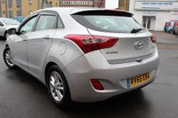 USED 2015 65 HYUNDAI I30 1.6 CRDi Blue Drive SE 5dr * NIL ROAD TAX