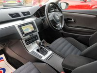 USED 2012 61 VOLKSWAGEN PASSAT 2.0 CC TDI BLUEMOTION TECHNOLOGY DSG 4d AUTO 139 BHP
