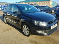 USED 2013 13 VOLKSWAGEN POLO 1.2 MATCH TDI 5d 74 BHP