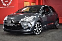 USED 2015 65 CITROEN DS3 1.6 BLUEHDI DSTYLE NAV S/S 3d 98 BHP HATCHBACK