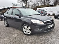 2009 FORD FOCUS 1.6 STYLE TDCI 5d 107 BHP £1995.00