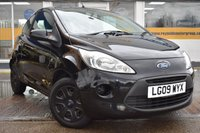 USED 2009 09 FORD KA 1.2 STYLE 3d 69 BHP NO DEPOSIT FINANCE AVAILABLE