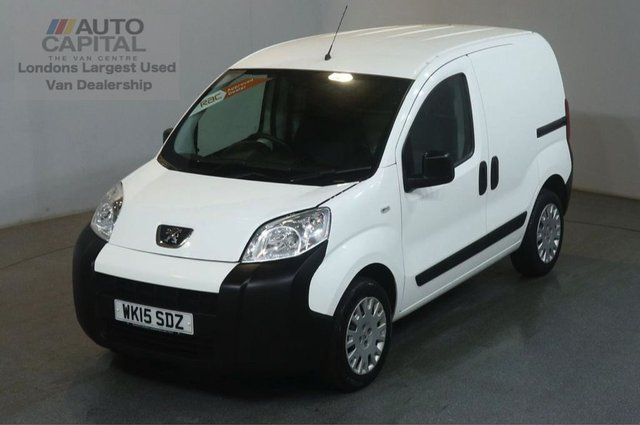 2015 15 PEUGEOT BIPPER 1.2 HDI PROFESSIONAL 75 BHP AIR CON SWB VAN AIR CONDITIONING SPARE KEY