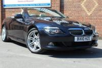 USED 2010 10 BMW 6 SERIES 3.0 635d Sport 2dr SUPERB EXAMPLE