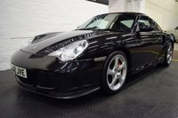 USED 2003 52 PORSCHE 911 3.6 TURBO 2d 420 BHP RARE LOW MILEAGE EXAMPLE - RECENT CLUTCH - NAV - BOSE - R/WIPER - R/PDC - TRACKER - UK CAR - ONLY 3 PREVIOUS KEEPERS
