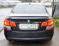 USED 2012 61 BMW 5 SERIES 3.0 530D M SPORT 4d AUTO 242 BHP AUTOMATIC NAV 0% Deposit Plans Available even if you Have Poor/Bad Credit or Low Credit Score, APPLY NOW!
