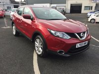USED 2016 65 NISSAN QASHQAI 1.5 DCI ACENTA SMART VISION 5d 108 BHP