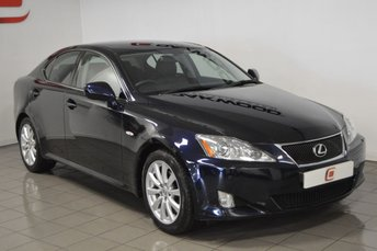 2009 LEXUS IS 2.5 250 SE-L 4d 204 BHP £6995.00