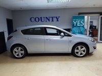 USED 2014 04 VAUXHALL ASTRA 1.4 SRI 5d 98 BHP * TWO OWNERS * FULL HISTORY *