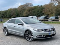 USED 2015 15 VOLKSWAGEN CC 2.0 GT TDI BLUEMOTION TECHNOLOGY DSG 4d AUTO 138 BHP TAILOR MADE FINANCE PACKAGES, 1 OWNER FROM NEW  VW VW SERVICE HISTORY  NAVIGATION FULL BLACK HEATED LEATHER  LUMBAR SUPPORT  FRONT AND REAR PARKING SENSORS  XENON HEADLIGHTS REAR LED LIGHTS  BLUETOOTH HANDSFREE AND STREAM  DAB RADIO