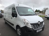 2014 RENAULT MASTER 2.3 LM35 BUSINESS PLUS DCI  125 BHP L3 H2 £SOLD
