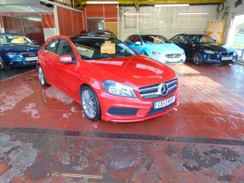 View our MERCEDES-BENZ A 200