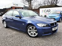 USED 2006 06 BMW 3 SERIES 2.0 318D M SPORT 4d 121 BHP