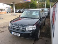 USED 2011 61 LAND ROVER FREELANDER 2.2 TD4 HSE 5d AUTO 150 BHP AUTOMATIC FULL SERVICE HISTORY