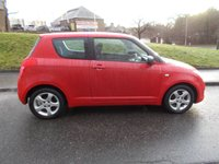 USED 2008 08 SUZUKI SWIFT 1.3 GL 3d 92 BHP ++LOW MILEAGE CAR COMES WITH A FREE 12 MONTHS AA BREAKDOWN COVER++