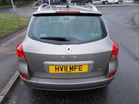 USED 2011 11 RENAULT CLIO 1.1 DYNAMIQUE TOMTOM TCE 5d 100 BHP ++ FREE 12 MONTHS AA BREAKDOWN COVER++