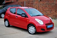 USED 2014 63 SUZUKI ALTO 1.0 SZ 5d 68 BHP **** FULL SERVICE HISTORY * ONE OWNER * ZERO ROAD TAX ****