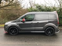 USED 2018 67 FORD TRANSIT CONNECT LIMITED SPORT VAN 1.5 T200 118 BHP L1 H1 1 OWNER 2K CUSTOM INTERIOR / BODY KIT