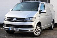 USED 2017 17 VOLKSWAGEN TRANSPORTER 2.0 TDI BlueMotion Tech T28 Highline Panel Van 5dr (EU6, SWB)