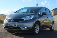 USED 2015 15 NISSAN NOTE 1.5 DCI ACENTA PREMIUM 5d 90 BHP LOW DEPOSIT OR NO DEPOSIT FINANCE AVAILABLE