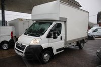 USED 2014 14 CITROEN RELAY 2.2 35 L3 LUTON HDI 1d 129 BHP WITH TAIL LIFT