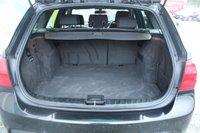 USED 2011 61 BMW 3 SERIES 2.0 318D M SPORT TOURING 5d 141 BHP DIESEL BLACK GENUINE LOW MILEAGE + FULL SERVICE HISTORY