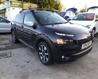 2016 CITROEN C4 CACTUS 1.6 BLUEHDI FLAIR 5d 98 BHP £8999.00