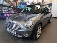 USED 2010 60 MINI CLUBMAN 1.6 COOPER GRAPHITE 5d 122 BHP