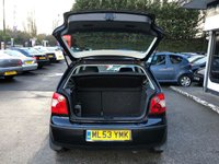 USED 2003 53 VOLKSWAGEN POLO 1.2 TWIST 5d 63 BHP IDEAL 1ST CAR, LOW MILES, MOT EXPIRY 02/12/2019, PART EXCHANGE TO CLEAR