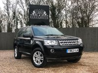 USED 2014 63 LAND ROVER FREELANDER 2 2.2 TD4 XS 5dr 1 Year Parts & Labour Warranty
