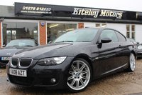 USED 2008 08 BMW 3 SERIES 3.0 325D M SPORT 2d 195 BHP