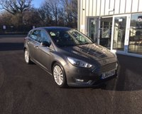 USED 2015 64 FORD FOCUS 1.5 TDCI TITANIUM X 120 BHP THIS VEHICLE IS AT SITE 1 - TO VIEW CALL US ON 01903 892224