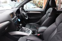 USED 2010 60 AUDI Q5 3.0 TDI QUATTRO S LINE SPECIAL EDITION 5d AUTO 240 BHP