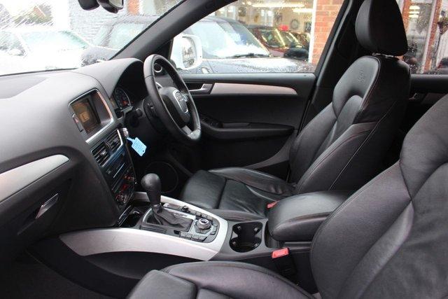 AUDI Q5 at Kiteley Motors