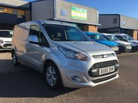 2015 FORD TRANSIT CONNECT 1.6 240 LIMITED P/V 1d 114 BHP £8195.00