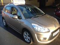 USED 2011 61 CITROEN C3 1.6 EXCLUSIVE AUTOMATIC AUTOMATIC