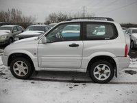 USED 2002 02 SUZUKI GRAND VITARA 1.6 16V SE 3d 92 BHP Bargain 4x4