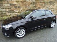 2012 AUDI A1 1.6 TDI SPORT 3d 103 BHP £7750.00