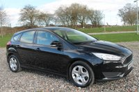 2015 FORD FOCUS 1.6 STYLE 5d 104 BHP £6995.00