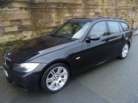 USED 2008 08 BMW 3 SERIES 2.0 320I M SPORT TOURING 5d 169 BHP