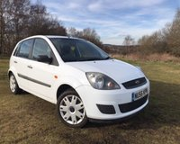 USED 2006 56 FORD FIESTA 1.4 STYLE TDCI 5d 68 BHP