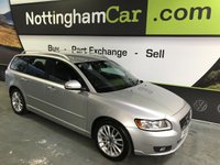 2012 VOLVO V50 1.6 DRIVE SE LUX EDITION S/S 5d 113 BHP £5595.00