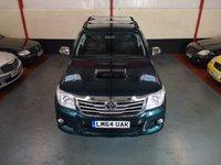 2014 TOYOTA HI-LUX 3.0 D-4D INVINCIBLE 4X4 DOUBLE CAB PICKUP AUTO £16500.00