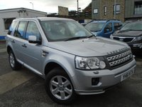 2011 LAND ROVER FREELANDER 2.2 SD4 GS 5d AUTO 190 BHP £10200.00