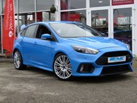 2016 FORD FOCUS 2.3 RS 5d 346 BHP £24495.00