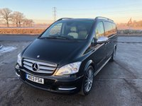 2013 MERCEDES-BENZ VIANO 2.1 AMBIENTE CDI BLUEEFFICENCY 5d 163 BHP £18995.00