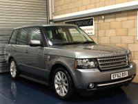 2012 LAND ROVER RANGE ROVER 4.4 TD V8 Westminster SUV 5dr Diesel Automatic 4X4 (253 g/km, 308 bhp) £19489.00